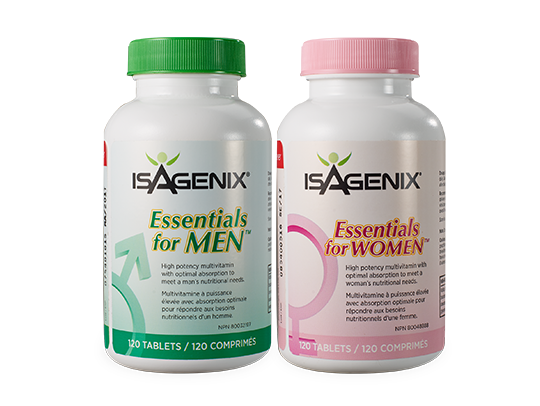 product image - Essential Multivitamin for Men or Women