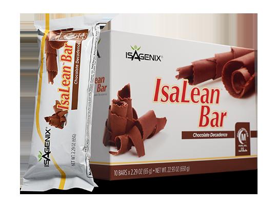 product image - IsaLean Bars