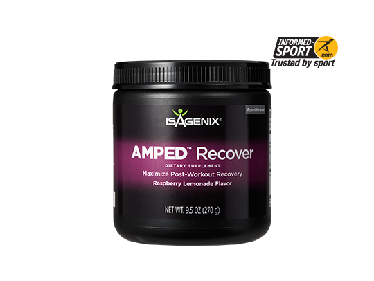 product image - AMPED Recover