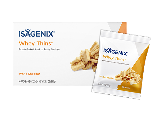 100 Calorie Snack Packs - Whey Thins