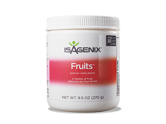 product image - Isagenix Fruits