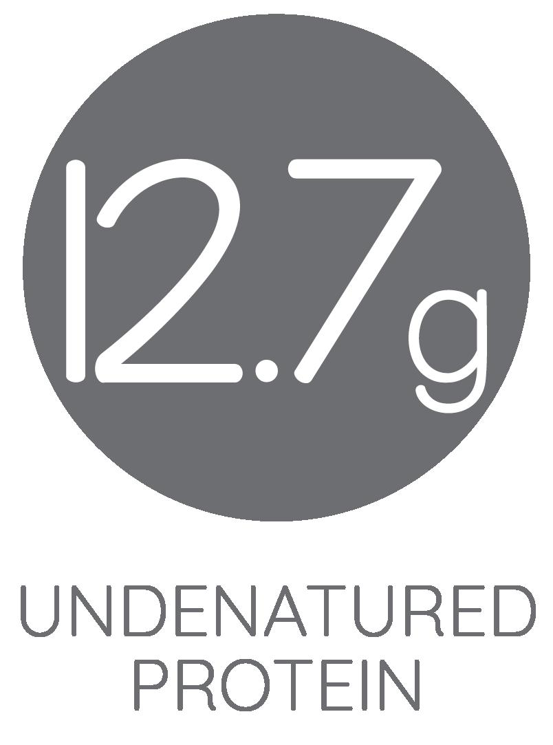 10g undenatured protein