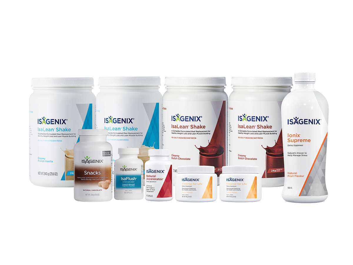 30-Day Weight Loss System - AU