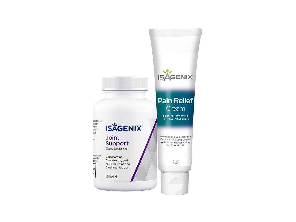 Joint and Pain Relief System - US