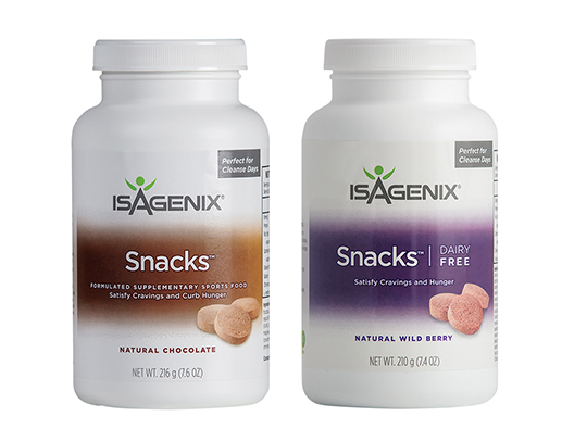 product image - Isagenix Snacks