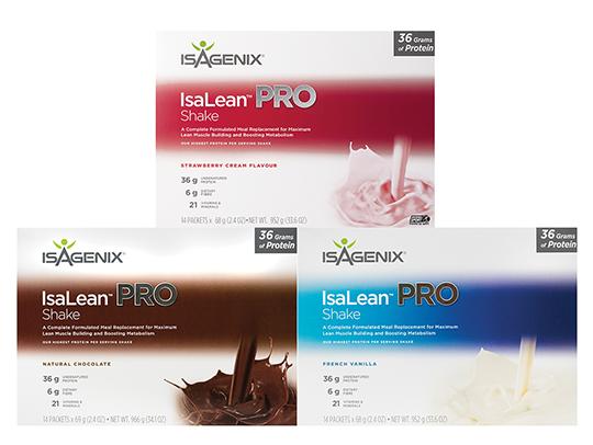 product image - IsaLean PRO Shake