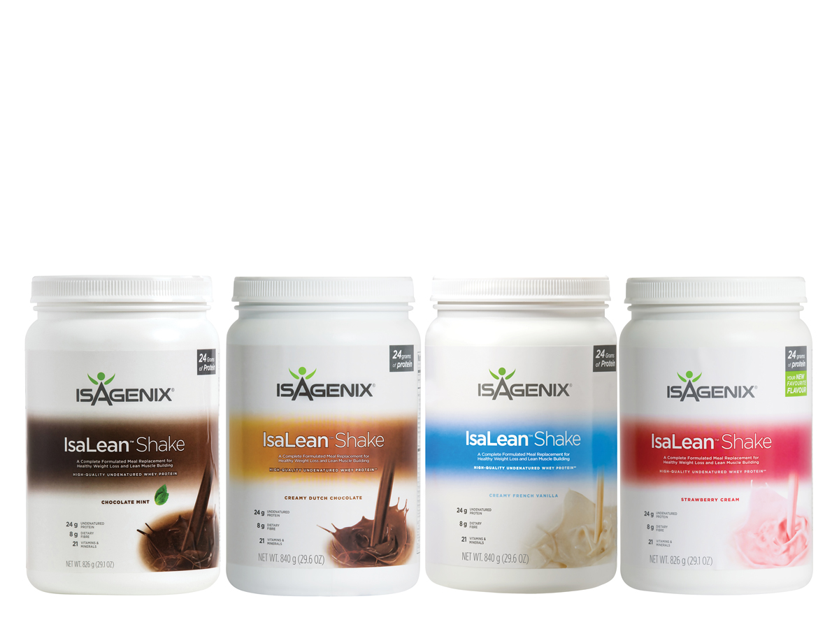 Meal Replacement Shakes Isalean Shake