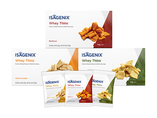 product image - Whey Thins