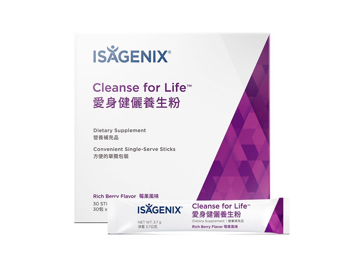 cleanse for life