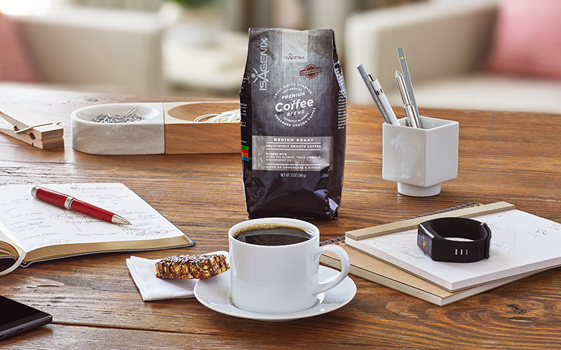 product image - Isagenix Coffee