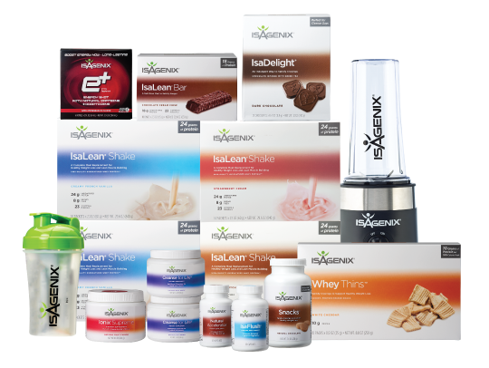 The Official Site of Isagenix International