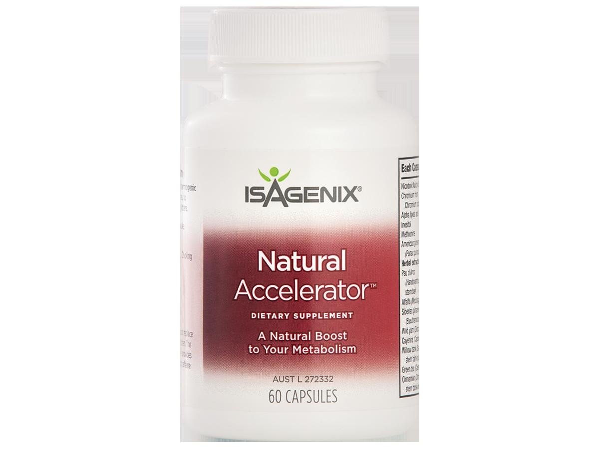 natural accelerator